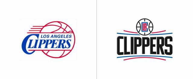 صور شعار فريق Los Angeles Clippers , بالصور تغير لوجو Los Angeles Clippers