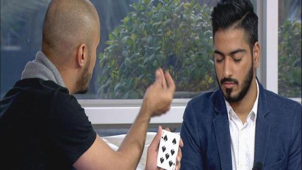 شاب سعودي يهكر عقل مقدم صباح العربية على الهواء شاهد الفيديو
