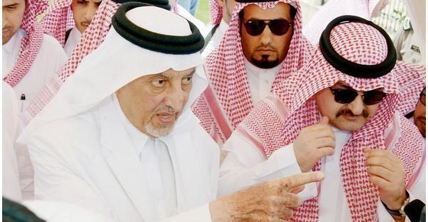 برقية لأمناء محافظات مكة وجدة والطائف من أمير مكة خططكم ورق ولا إنجازاً