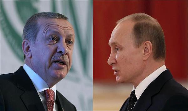 الرئيس الروسي بوتين يتحدى و يحذر تركيا من إرسال طائرات إلى أجواء سوريا