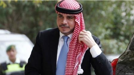 رد الأمير علي بن الحسين على تصريح الشيخ أحمد الفهد
