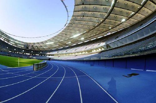 صور افتتاح استاد جابر بالكويت , معلومات عن ملعب جابر الأحمد الدولي