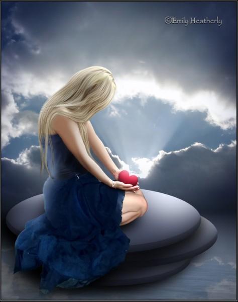 كلام حزين مع صور عن الحياة اشعار وخواطر حزن قوية جدا