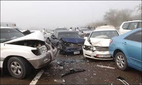 حوادث الأردن 19-12-2015, اصيب 11 شخص اثر حادثي تصادم في مادبا وعمان