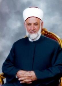 اليوم ذكرى وفاة عالم الامة الاسلامية الشيخ نوح القضاة 19 ديسمبر