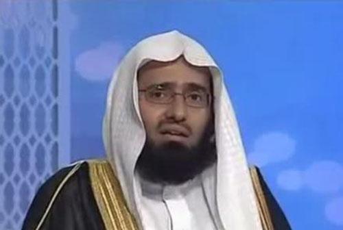 المشرف العام شبكة رسالة الإسلام الفوزان لا بأس من وضع صورة من تحب كخلفية للجوال