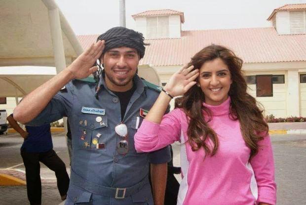 صور مهرة بنت محمد بن راشد آل مكتوم ابنه حاكم دبي لعام 2016