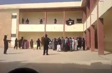 مقطع فيديو مسرب من داخل تنظيم داعش تقديم النساء كهدايا للدواعش