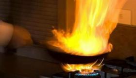 حرقت زوجها بالزيت في منطقة جبل الأشرفية بسبب الغيرة الشديدة