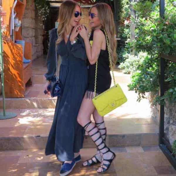 صور رشا خولي سركيس باربي اللبنانية جذابة