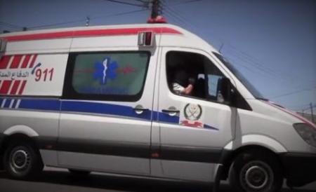 تفاصيل وفاة ثلاثينية اردنية وإصابة أخرى دهسا في اليادودة اليوم الاثنين 21-12-2015