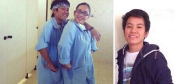 صور و تفاصيل القبض فلبيني انتحل هيئة خادمة للعمل بكلية التربية للبنات في حفر الباطن