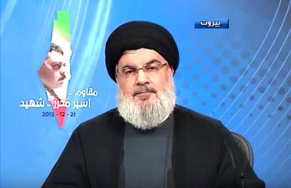 بالفيديو حسن نصر الله يكشف طريقة مقتل سمير القنطار والجهة التي تقف وراء مقتله