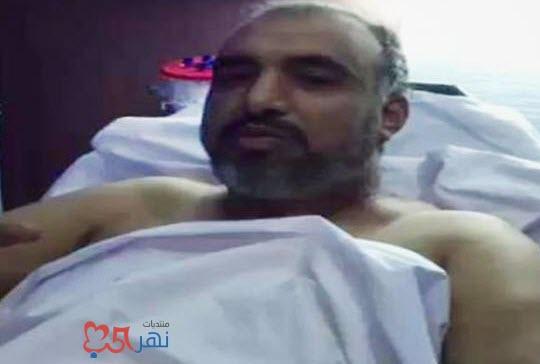 شاهد رسالة العقيد الصايل بعد إصابته بلغم أرضي بالفيديو