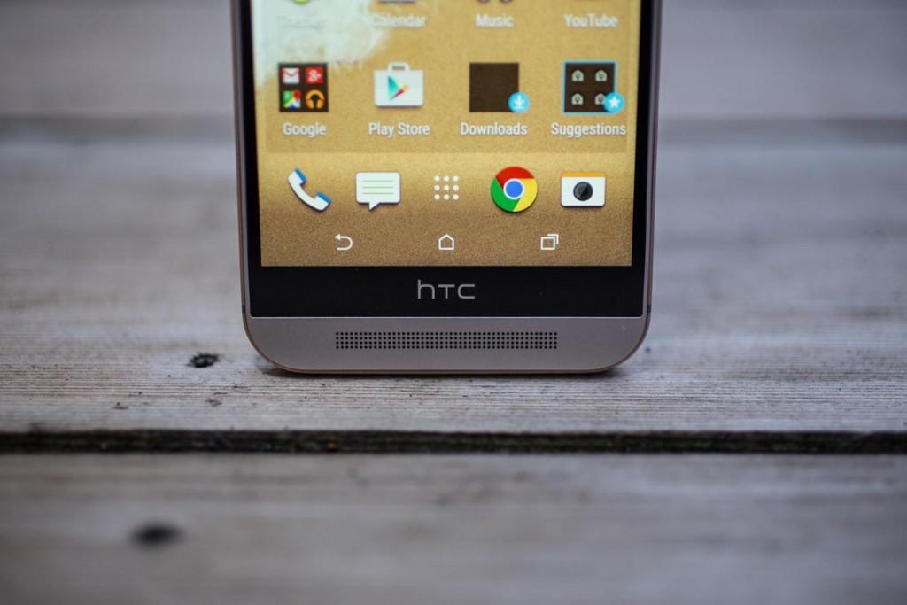 ����� ������� ������� ��� ������ HTC One M9