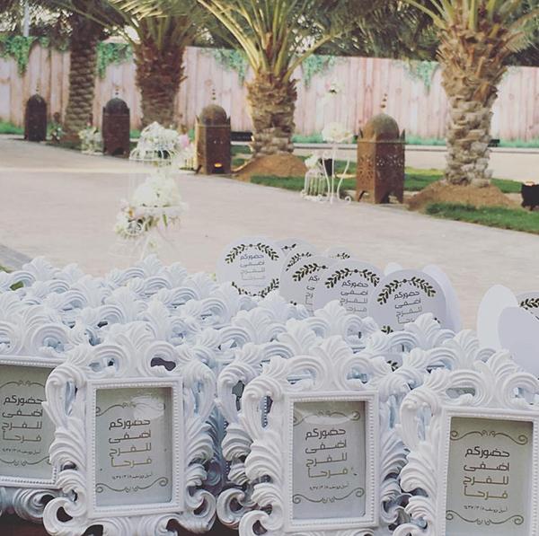 صور زواج النهار بالسعودية , بالصور حفل زفاف بالنهار في الرياض