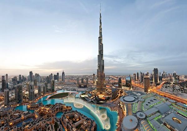 معلومات عن برج خليفة , المعلومات الغريبة التي يجهلها كثيرون عن burj khalifa
