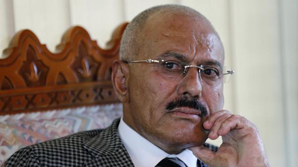 المخلوع علي عبدالله صالح يعرض الانسحاب مقابل الخروج الآمن