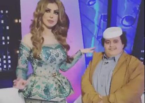 فيديو رقص ابو جفين مع حليمة بولاند , بالفيديو رقص أبو جفين مع حليمة بولند