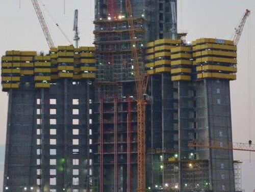 تغيير اسم برج المملكة إلى برج جدة أطول برج في العالم سيزيد ارتفاعه عن 1000 متر