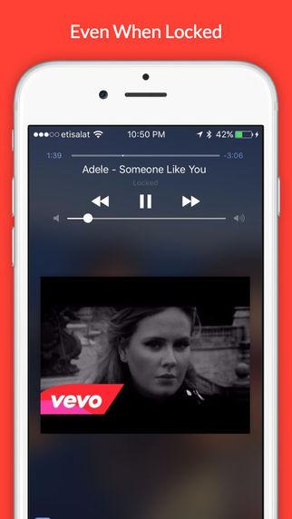 تطبيق Locked لتشغيل فيديوهات يوتيوب في الخلفية أو عند إقفال الشاشة