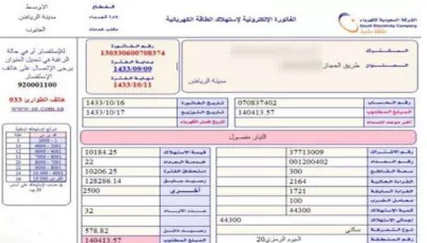 للسعوديين كيف تحصل على فاتورة كهرباء آمنة بعد رفع أسعار الكهرباء