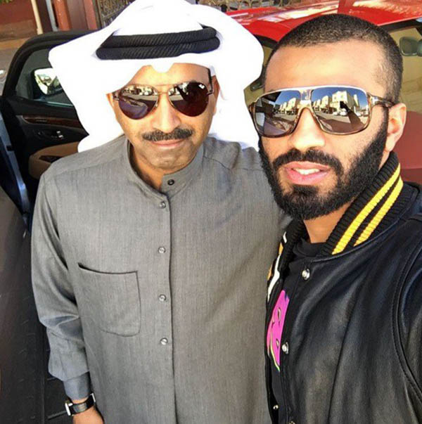 صور الكويتي طارق العلي 2016 , صور محمد ابن طارق العلي
