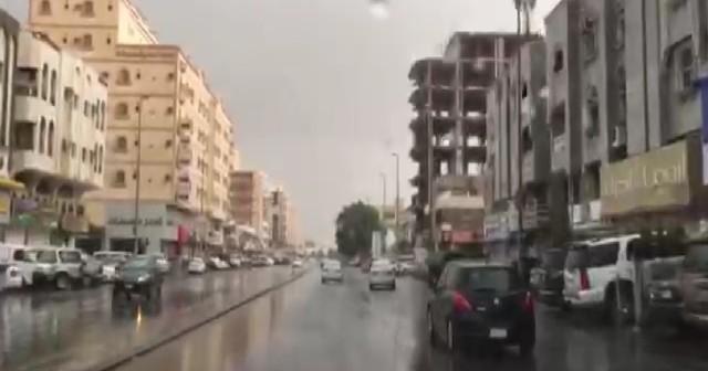 صور أمطار على مدينة جدة 30-12-2015 , فيديو امطار جدة الاربعاء 19-3-1437