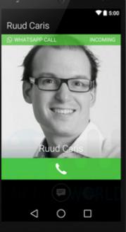 شرح طريقة تفعيل المكالمات الصوتية في تطبيق واتس اب