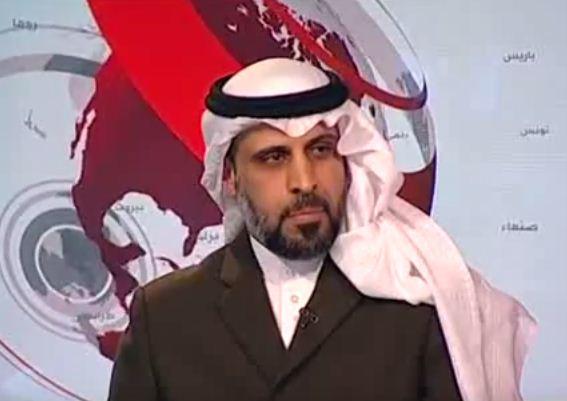 شاهد تعليق كساب العتيبي على مذيع BBC حول تنفيذ حكم القتل بنمر النمر بالفيديو