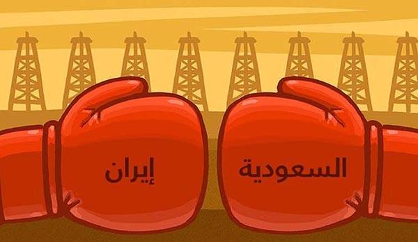 المواجهة بين السعودية وإيران و تدهور أسعار النفط بسبب إعدام نمر النمر