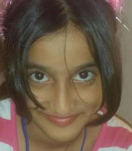 لحظة العثور على الطفلة السعودية نورة عدنان في كورنيش الحمراء