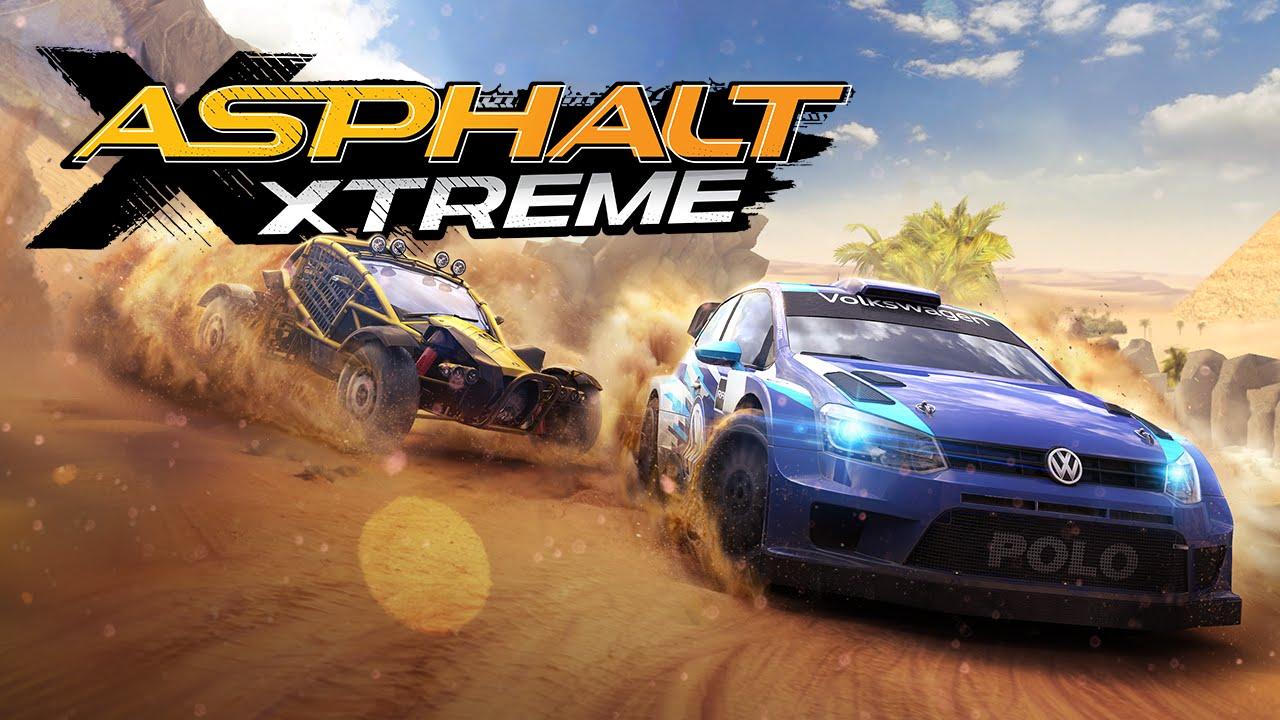 تحميل لعبة السباق Asphalt Xtreme لهواتف أندرويد و ios