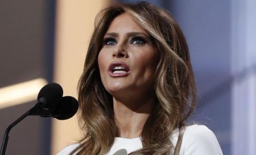 سيدة امريكا الاولى ميلانيا ترامب , معلومات عن ميلانيا ترامب , Melania Trump