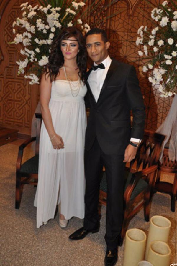 صور زوجة الفنان المصري محمد رمضان , أجمل زوجات الفنانين العرب