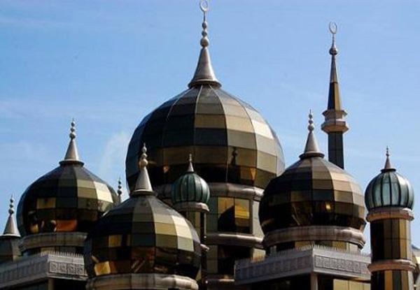 صور مسجد الكريستال , صور اجمل مساجد بالعالم