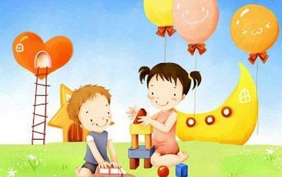 صور كرتونية عن يوم الطفل , صور عن الطفولة , اطفال في المدرسة