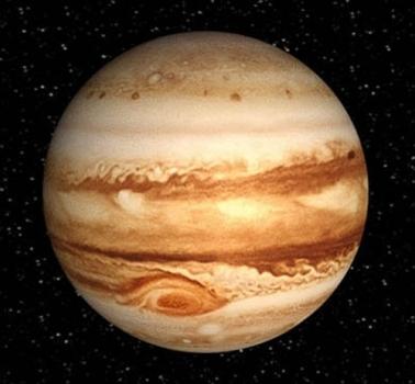 بحث عن المشتري , وصف كوكب المشتري , خصائص كوكب المشتري