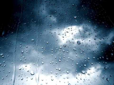 كيف ينزل المطر , الفرق بين الغيث والمطر
