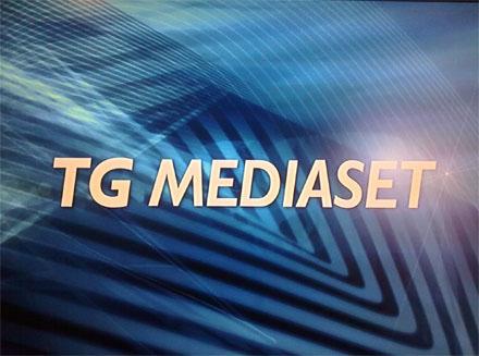 تردد قناة TG Mediaset ايطالية - جديد هوت بيرد TG Mediaset