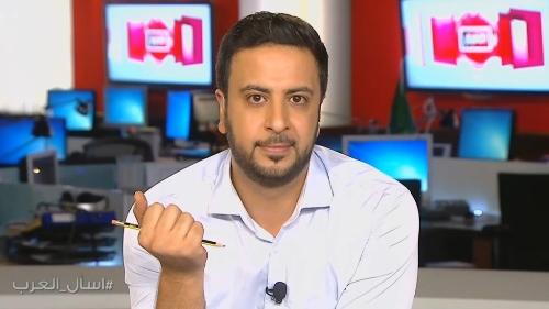 صور المقدم الكويتي هاني الحامد , صباح الخير ياعرب , اسال العرب