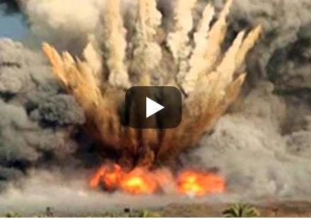 صوت انفجار قنبلة mp3 , صوت انفجارات , صورت صروخ