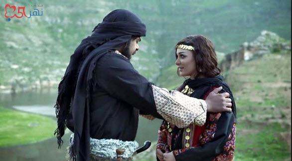صور الممثل الاردني منذر رياحنة في مسلسل حنايا الغيث