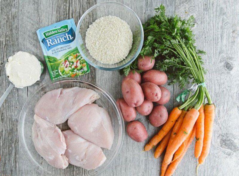 مكونات وصفه دجاج سهله وسريعه ,مقادير وصفه دجاج سهله وسريعه