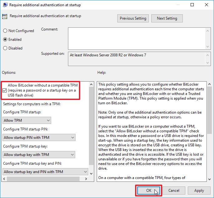 شرح بالصور لكيفية تشفير الملفات في ويندوز 10