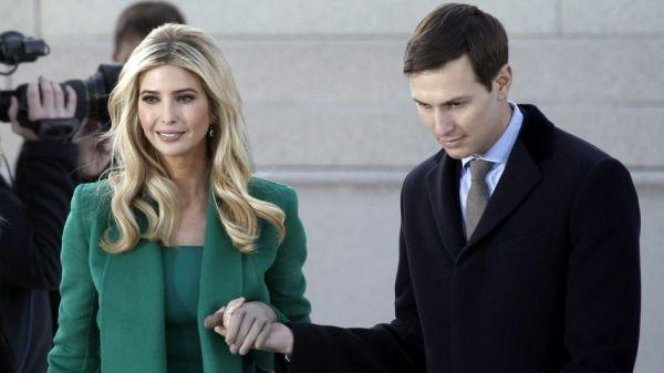 صور جاريد كوشنر زوج بنت ترامب ايفانكا Jared Kouchner