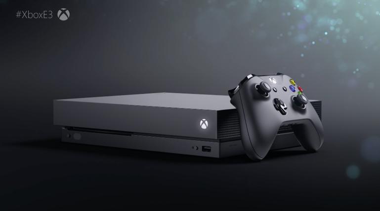 معلومات عن جهاز الالعاب إكس بوكس ون إكس Xbox One X