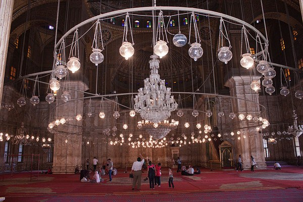 معلومات بالصور عن مسجد محمد علي , صور مسجد محمد علي