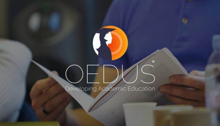 موقع Oedus للتعليم الإلكتروني الجامعي