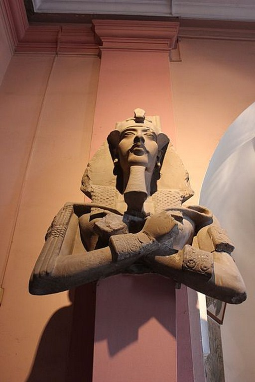 نشأه وتأسيس المتحف المصري , المتحف المصرى قبل الانشاء